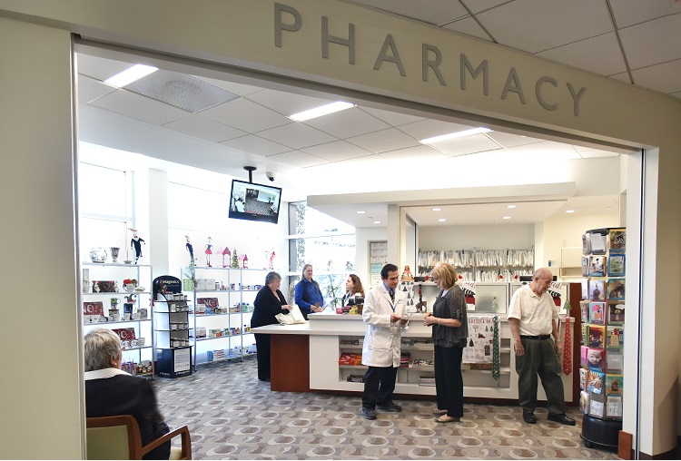 Hospital Pharmacy Services